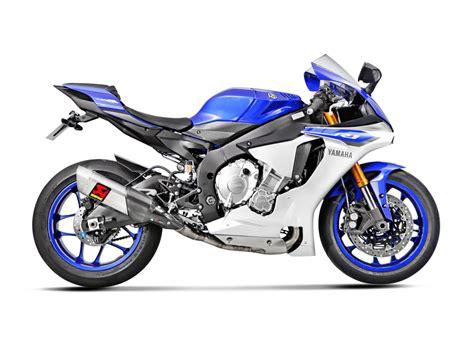 Yamaha Motorrad News 2015 by Akrapovic F 252 R Yamaha Yzf R1 2015 Motorrad News