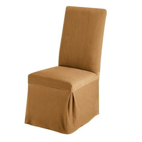 Sure Fit Stretch Pique Dining Chair Slipcover Stretch Pique Dining Room Chair Slipcover Sure Fit Target