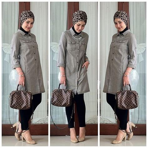 Ikn Dress Muslim Burbery 8 best images about office attire for muslimah on