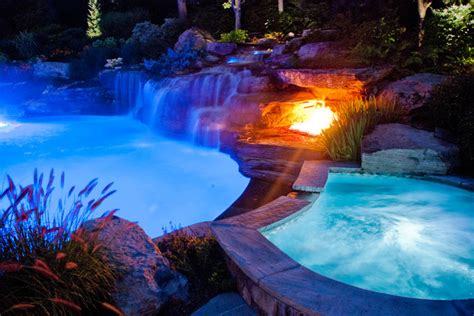 tropical lights color led swimming pool lights mahwah bergen county nj