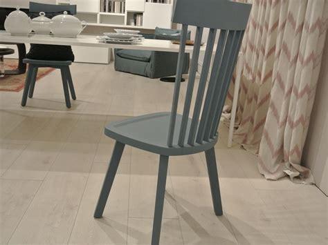 sedie per soggiorno prezzi sedia da soggiorno gray 21 gervasoni a prezzo scontato