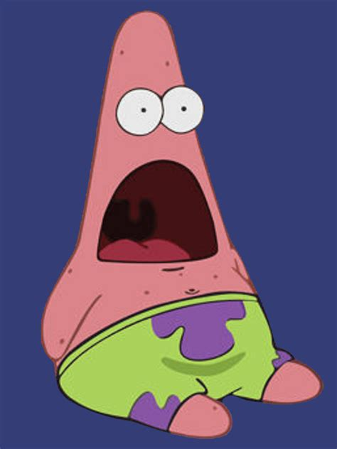 Surprised Patrick Meme - surprised patrick meme 28 images droste surprised
