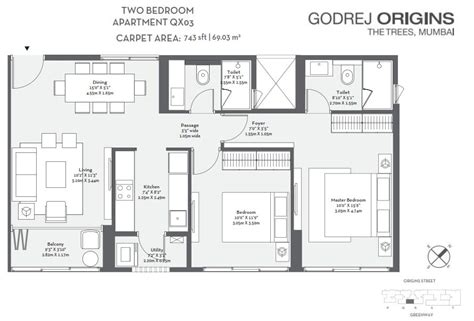 retail layouts thrive on the notion that godrej origins the trees apartments at vikhroli mumbai