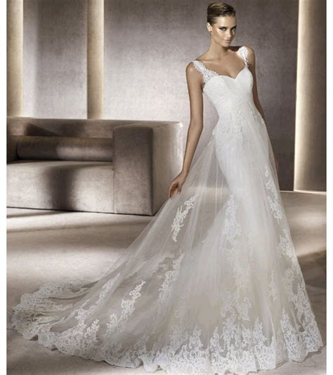 Brautkleid Pronovias by Pronovias Wedding Dresses The 2012 Costura Bridal