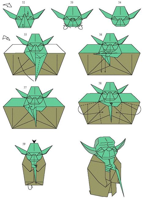 How To Make Origami Wars Characters - 77 best images about wars origami on x