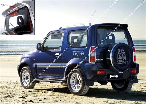 Suzuki Jimny Ebay Suzuki Jimny Aileron Becquet Ebay