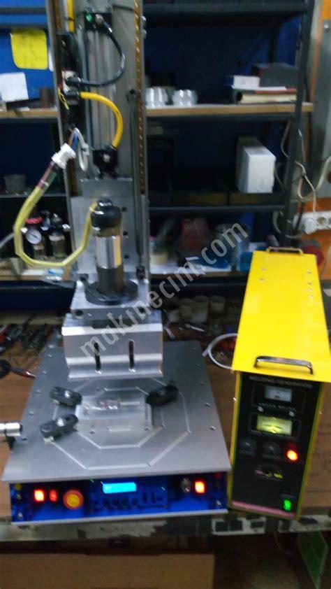 satılık ultrasonik kaynak makinesi 15khz 2600w 5 yıl garanti satılık sıfır fiyat 6 000