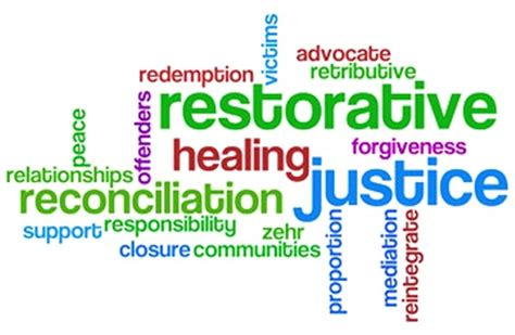 redemption and restoration a catholic perspective on restorative justice books central umc restorative justice prison ministries
