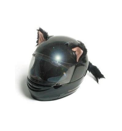 chion candele moto orecchie da casco tucano gatto