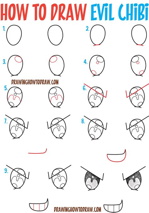 easy to draw anime faces emotions step by step guide how to draw 28 emotions on different faces drawing books books how to draw sneaky devious evil chibi expressions