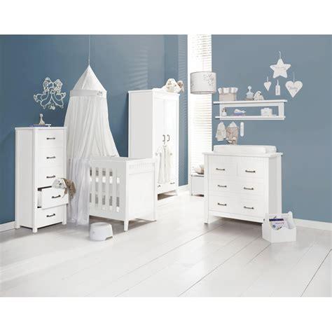 White Nursery Sets Furniture Babystyle Chateaux White Nursery Furniture Set
