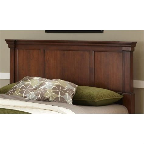 cherry headboard home styles aspen rustic cherry headboard ebay