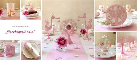 Tischdeko Hochzeit Grün Pink by Tischdeko Geburtstag Rosa Execid