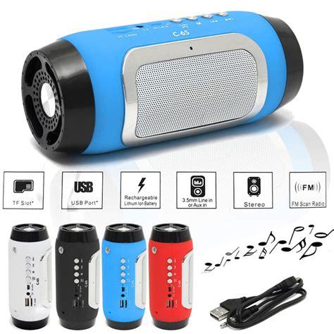 Speaker Komputer Wireless portable mini wireless stereo bluetooth speaker for iphone tablet pc alex nld