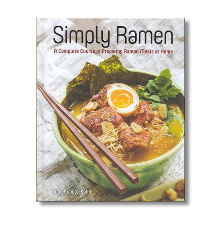 Pdf Simply Ramen Complete Course Preparing simply ramen a complete course in preparing ramen meals
