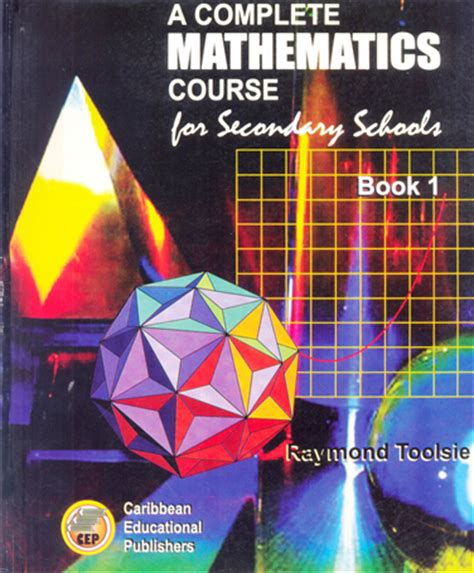 a course of mathematics books a complete mathematics course book 1 for seconday schools