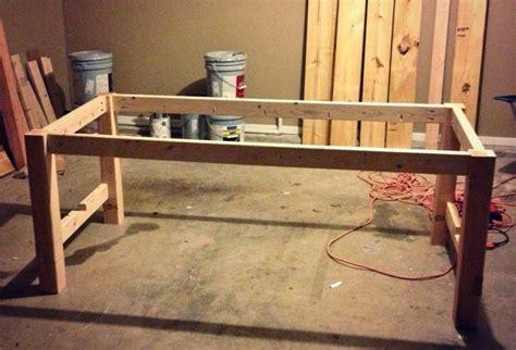 Tischgestell Metall Selber Bauen by Tisch Selber Bauen 252 Ber 80 Kreative Vorschl 228 Ge