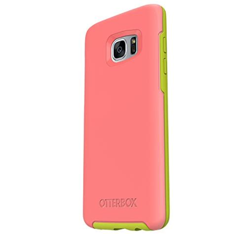 Otterbox Symmetry Series For Samsung Galaxy S6 Melon Pop otterbox symmetry series for samsung galaxy s7 edge melon pink citron green