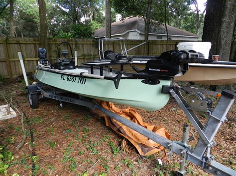 gheenoe flats boat for sale gheenoe nmz 2007 for sale for 5 200 boats from usa