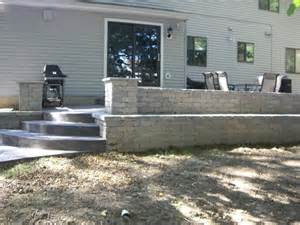 elevated concrete patio raised concrete patio ideas raised sted concrete