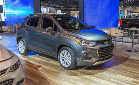 Chevrolet Trax 2017 2017 chevrolet trax review interior accessories