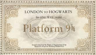 image golden platform ticket png harry potter wiki