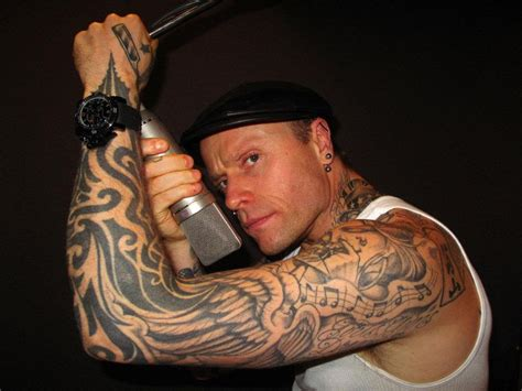 prodigy tattoo keith flint s support for graham watches the prodigy