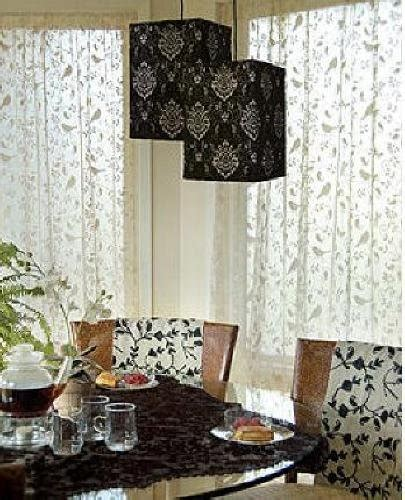 heritage lace curtains outlet cheap heritage lace bristol garden pattern sheer panel