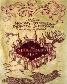 Marauders Map Bedroom Wallpaper Harry Potter Marauders Map Vintage Enamel Metal Tin Sign Wall