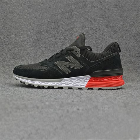 New Balance 574 Nb574 Sepatunb574 new 2018 new balance nb574 574 ms574 s shoes breathable sneakers badminton shoes size