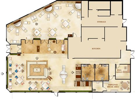 restaurant floor plans free restaurant bar floor plans 171 unique house plans