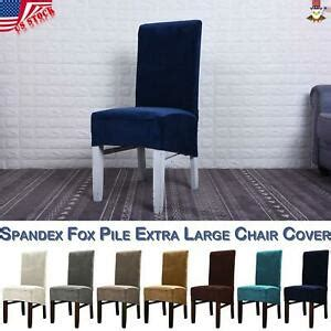 large removable stretch soft chair seat cover slipcovers