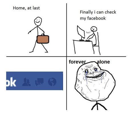 For Ever Alone Meme - forever alone meme
