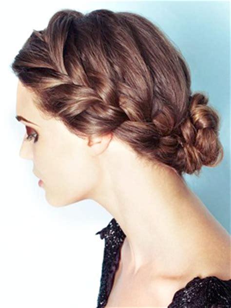 homecoming hairstyles buns braided bun prom hairstyle having kids