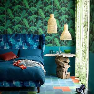 rainforest bedroom stay warm this winter in a tropical bedroom