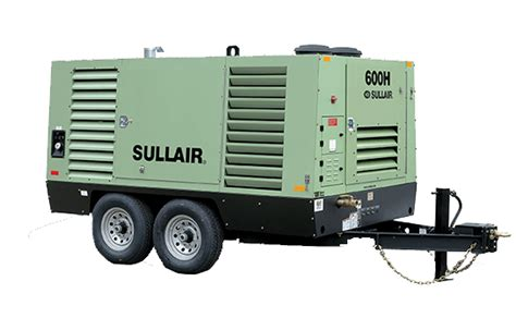10 cfm portable air compressor 600h portable air compressor sullair