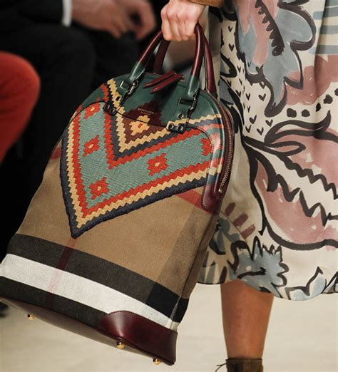 Burberry 2008 Handbags Runway Review by Burberry Fall 2014 Runway Bags 15 For Best Designer