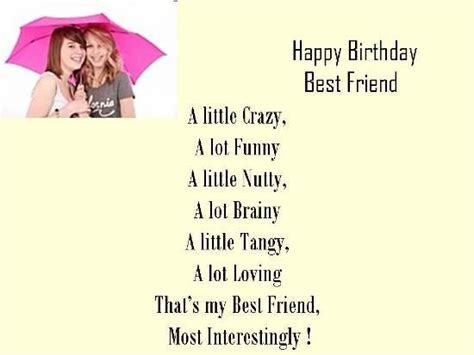 Happy Birthday Wish For Friend 35 Funny Happy Birthday Messages For Your Best Friend