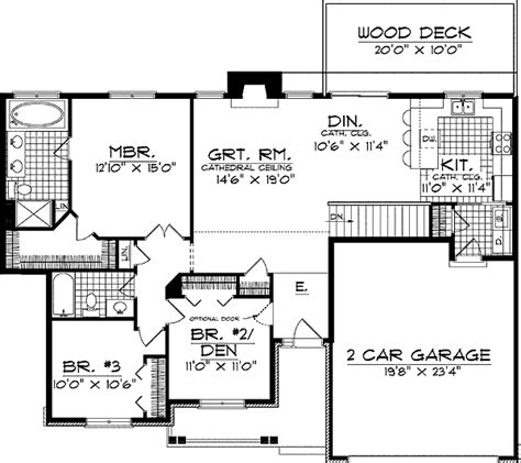 functional floor plans very functional house plans house plans