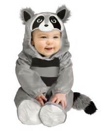 Infant Boy Halloween Costumes Baby Boy Raccoon Costume Animal Costumes