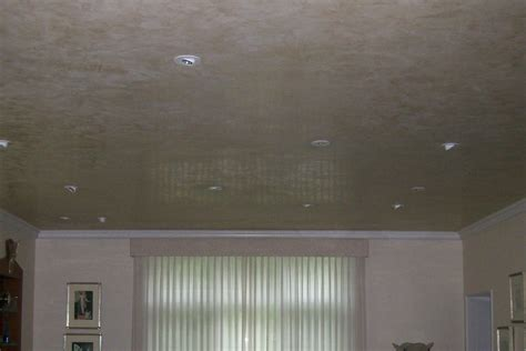 Stucco Ceiling Paint by Venetian Stucco Ceiling Suits Period Deco Living Room