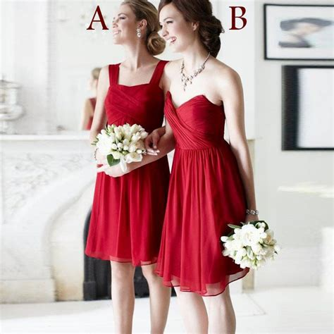 colored bridesmaid dresses popular wine colored bridesmaid dresses buy cheap wine