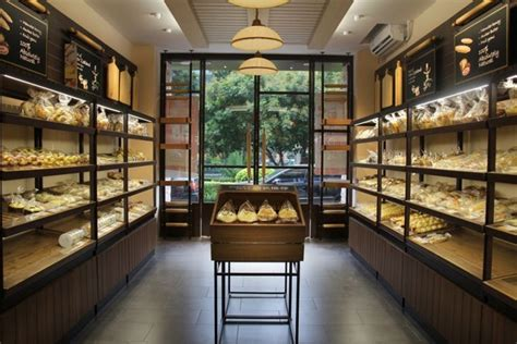 Compact Kitchen Design Ideas systematic small space bakeries modern bakery