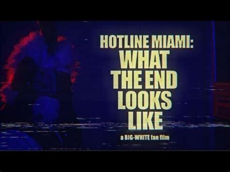 film hotline hotline miami what the end looks like fan film teaser