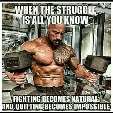 The Rock Gym Memes - beast mode quotes quotesgram