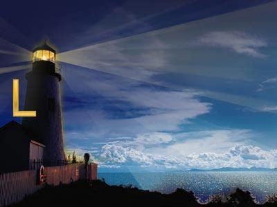 Church Powerpoint Template The Lighthouse Sermoncentral Com Free Church Powerpoint Templates