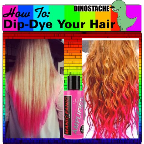 how soon can you wash your hair after coloring it how to dip dye your hair polyvore