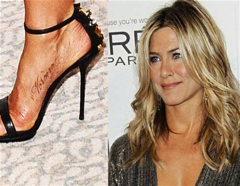 jennifer aniston tattoo adam levine s 17 tattoos their meanings guru