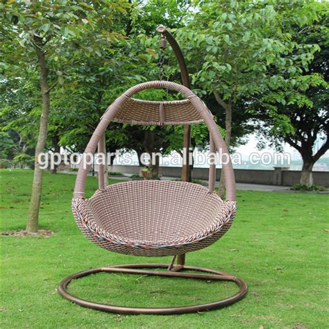 wicker swing wholesale patio swings indoor outdoor furniture rattan