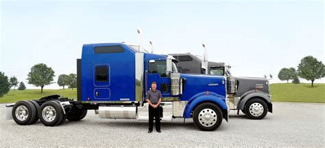 trucking companies with kenworth w900 top 10 trucking companies in kansas